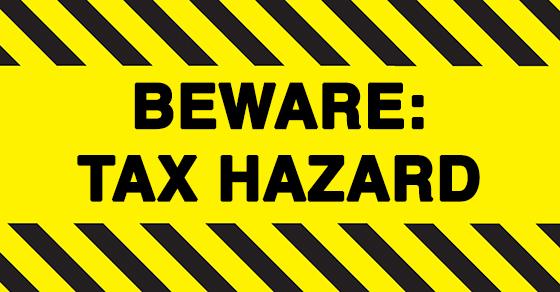 Three Mutual Fund Tax Hazards to Avoid