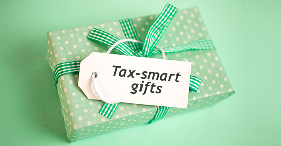 Three strategies for tax-smart giving