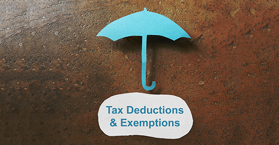 Beware of income-based limits on itemized deductions and personal exemptions