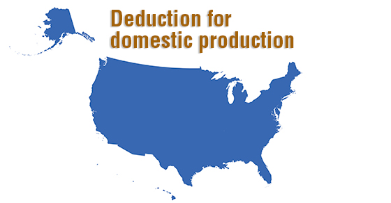 "The ""manufacturers' deduction"" isn't just for manufacturers"