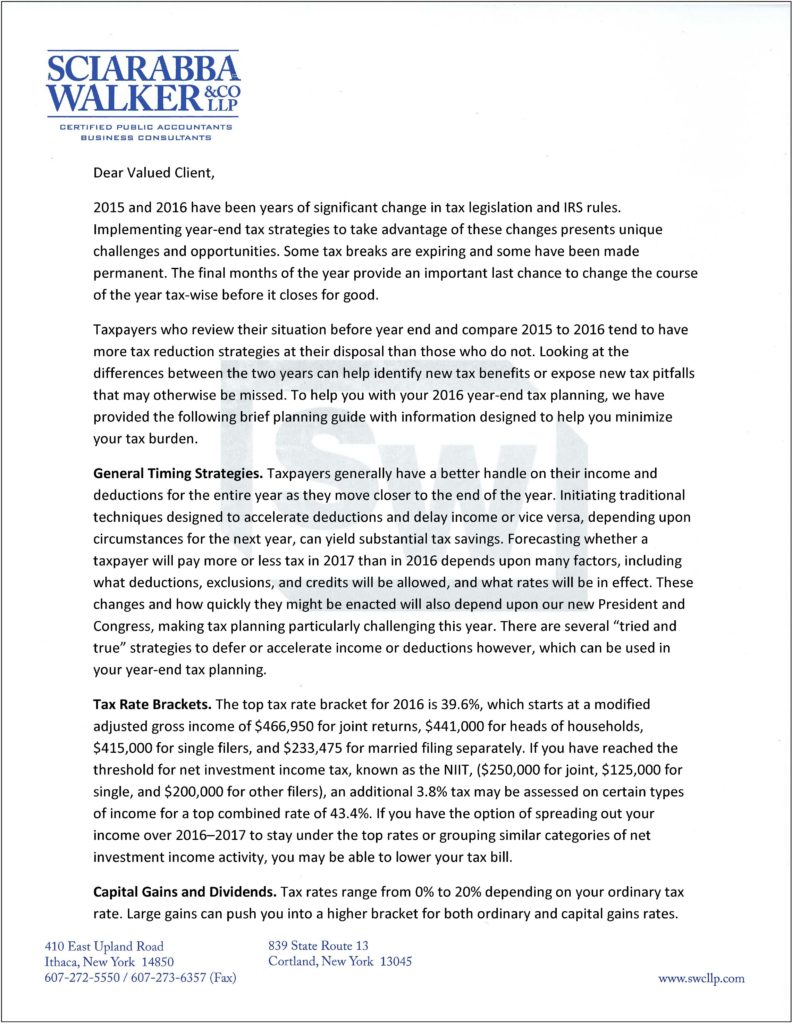 Client-Letter_2016-Year-End-Tax-Planning-for-Individuals-792x1024 Tax Exemption Letter Sample Template on illinois state, estate sales,