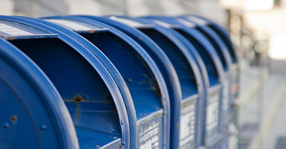 A timely postmark on your tax return may not be enough to avoid late-filing penalties