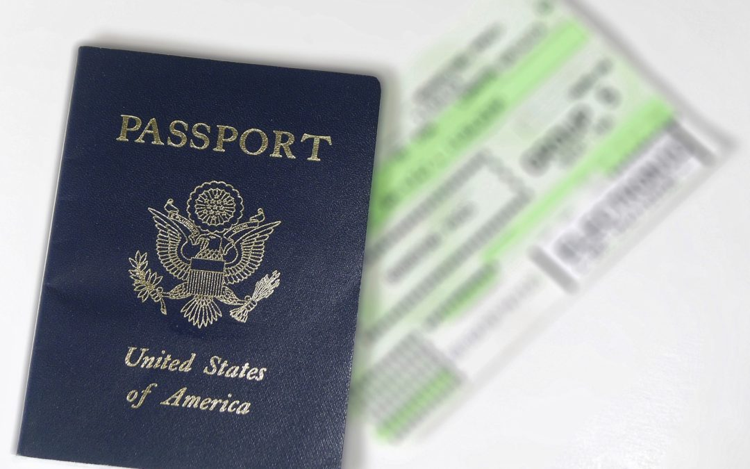 Alert: Possible Denial or Revocation of Passport for Unpaid Taxes