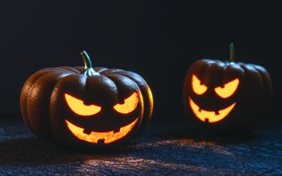 "Eight ""Scary"" Types of IRS Notices, Rated in Pumpkins"