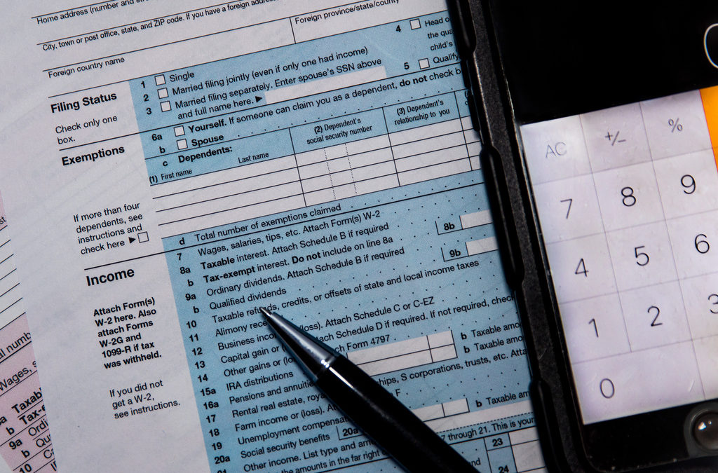 Common U.S. Tax Forms