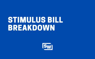 COVID-19 Stimulus Bill Breakdown
