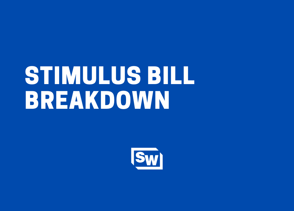 CARES Act Stimulus Bill Breakdown