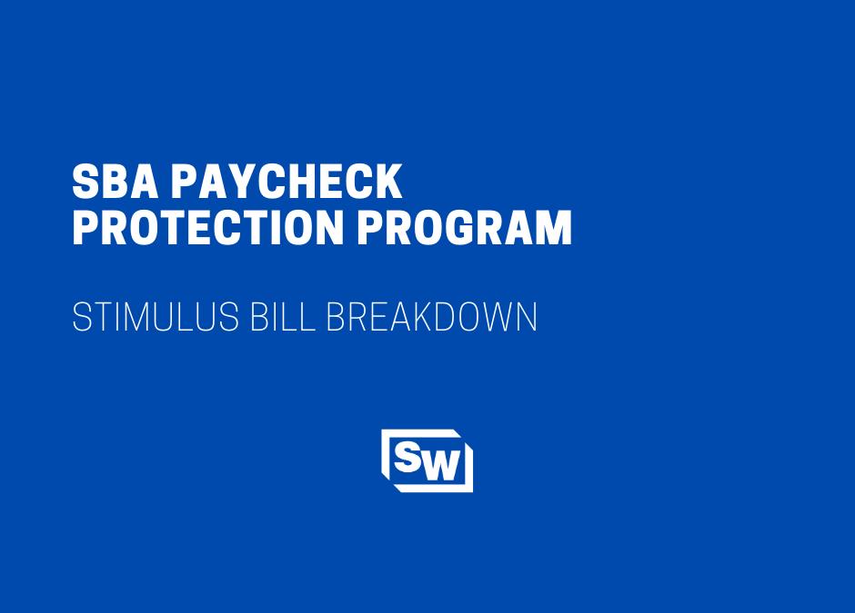 SBA Paycheck Protection Program