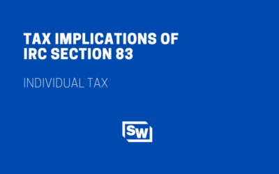 Tax Implications of IRC Section 83
