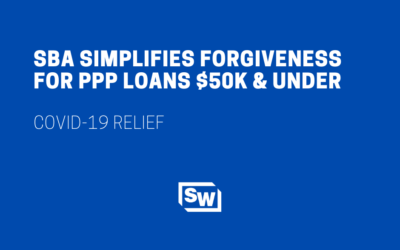 SBA Simplifies PPP Forgiveness for Loans of $50,000 or Less