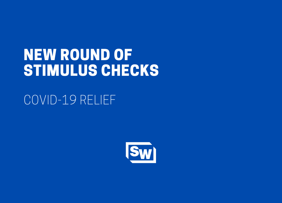 New Round of Stimulus Checks