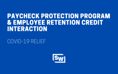 Paycheck Protection Program & Employee Retention Credit Interaction