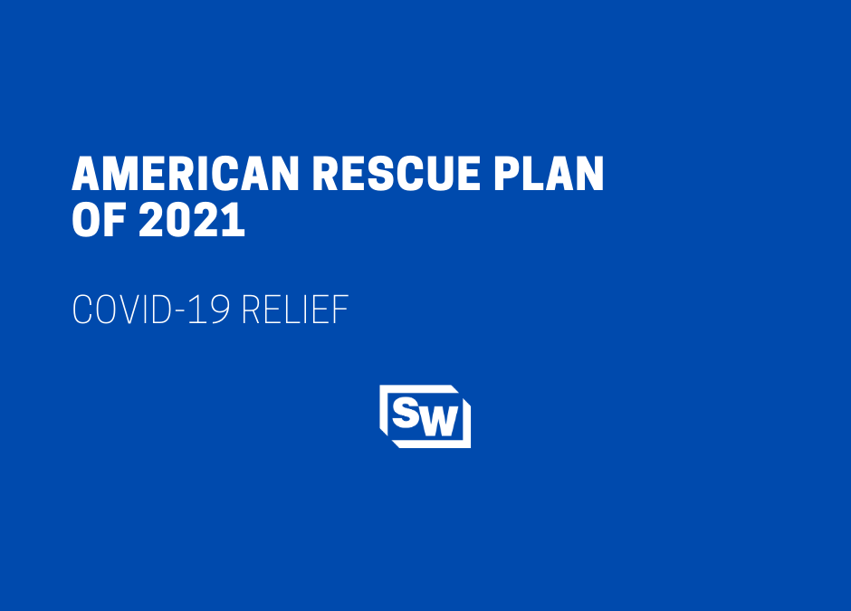 American Rescue Plan of 2021