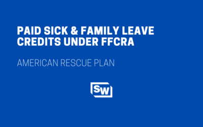 Paid Sick & Family Leave Credits Under the Families First Coronavirus Response Act